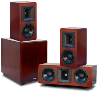 Home Theater Sound Equipment Review Hsu Research HB 1 Mk2 HC VTF 3 Mk3 Speaker System 11 2008