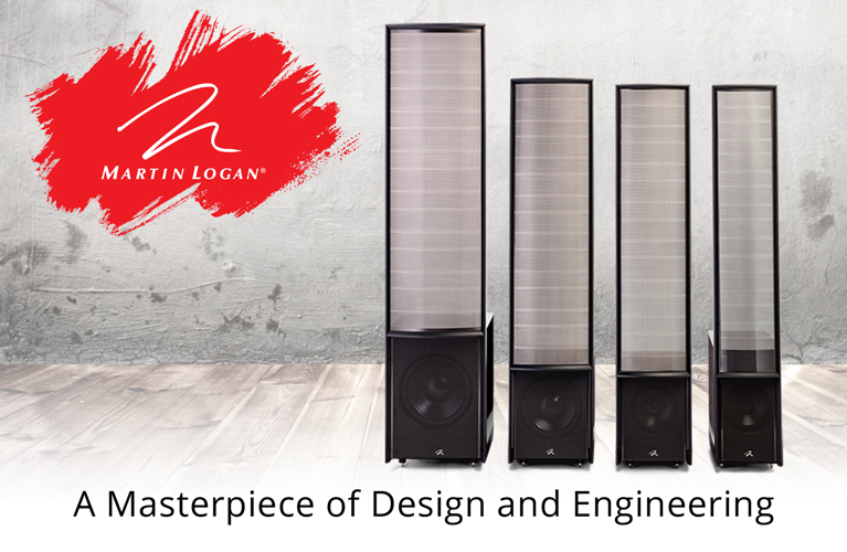MartinLogan Masterpiece