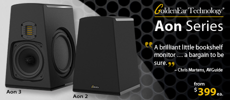 460x200 GoldenEar Aon