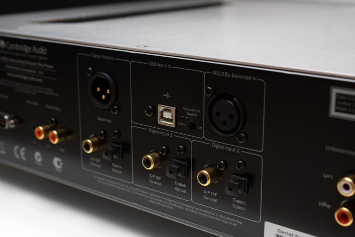 Cambridge Audio Azur 851C