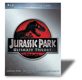 Jurassic Park Ultimate Triology