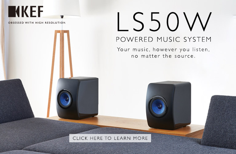 KEF Mobile LS50 Black
