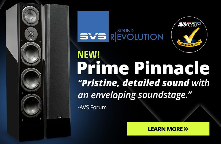 SVS Prime Pinnacle