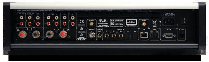 T+A Elektroakustik E-Series Music Receiver
